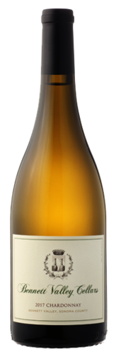 2017 Bennett Valley Cellars Chardonnay