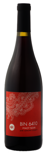 2018 BIN 6410 Pinot Noir