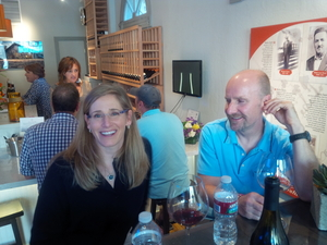 A Saturday Afternoon at the BVC Tasting Room